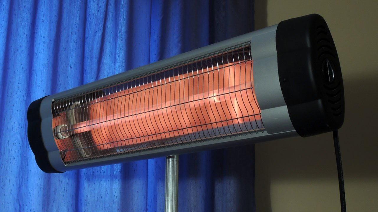 Infrared Heaters Work