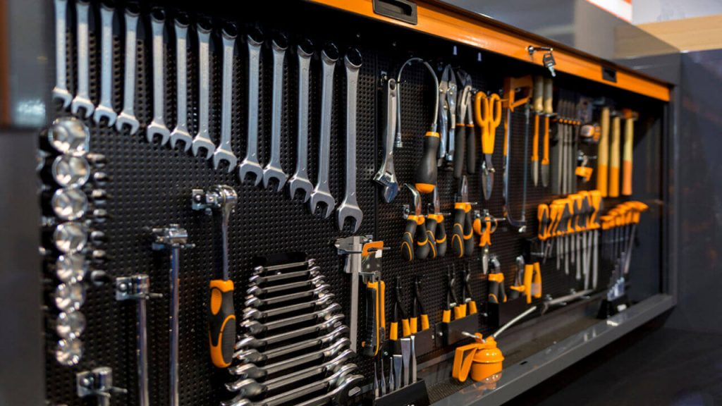 best wrench organizer